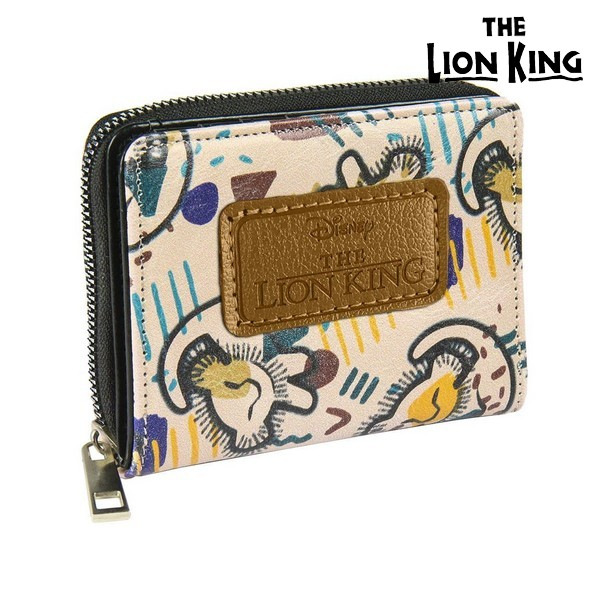 Purse The Lion King 70682 Beige