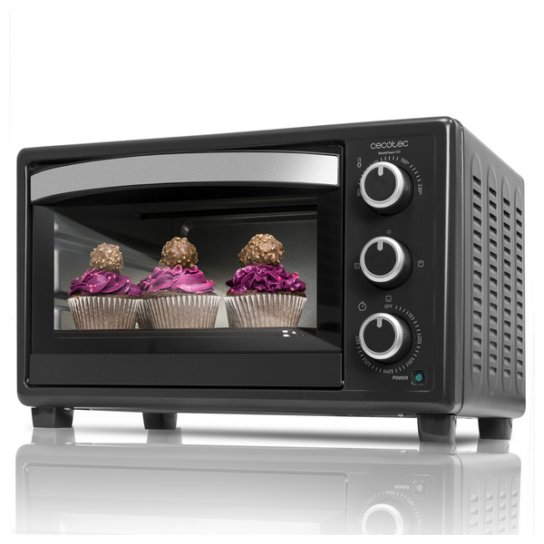 Mini Electric Oven Cecotec Bake'n Toast 1500W|Ovens| |  - title=