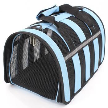 Transportador portátil para mascotas, Impermeable, Bolso de Hombro Acolchado, ligero, Viaje, Tren...