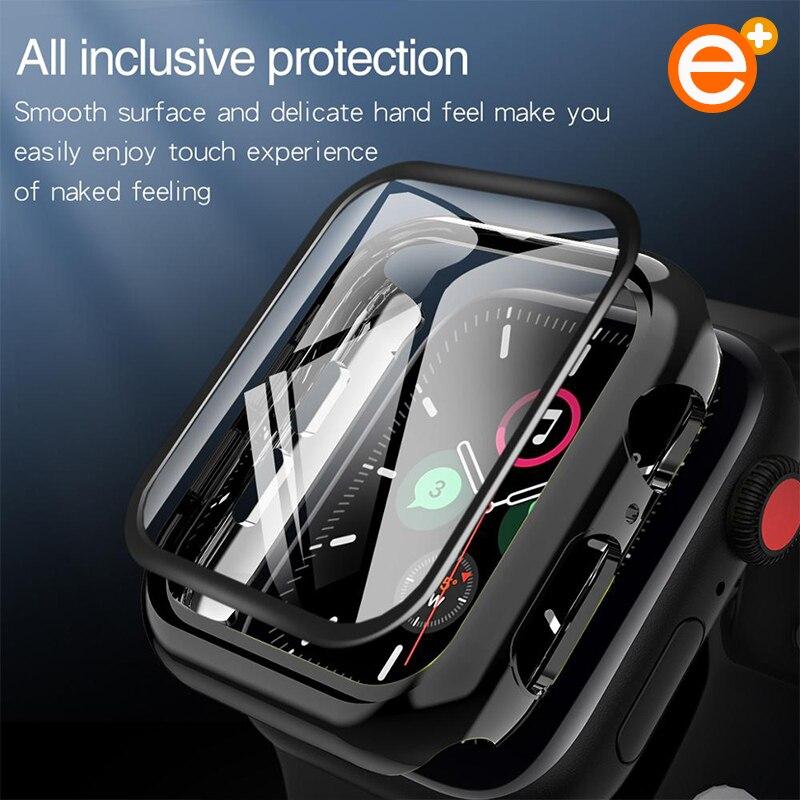 Совместимый Чехол для Apple Watch iWatch Series 1/2/3/4/5 38/40/42/44 мм, металлический чехол для Apple Watch
