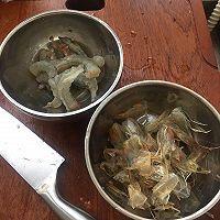 不加一点鸡精味极鲜的金汤虾仁豆腐羹的做法图解2