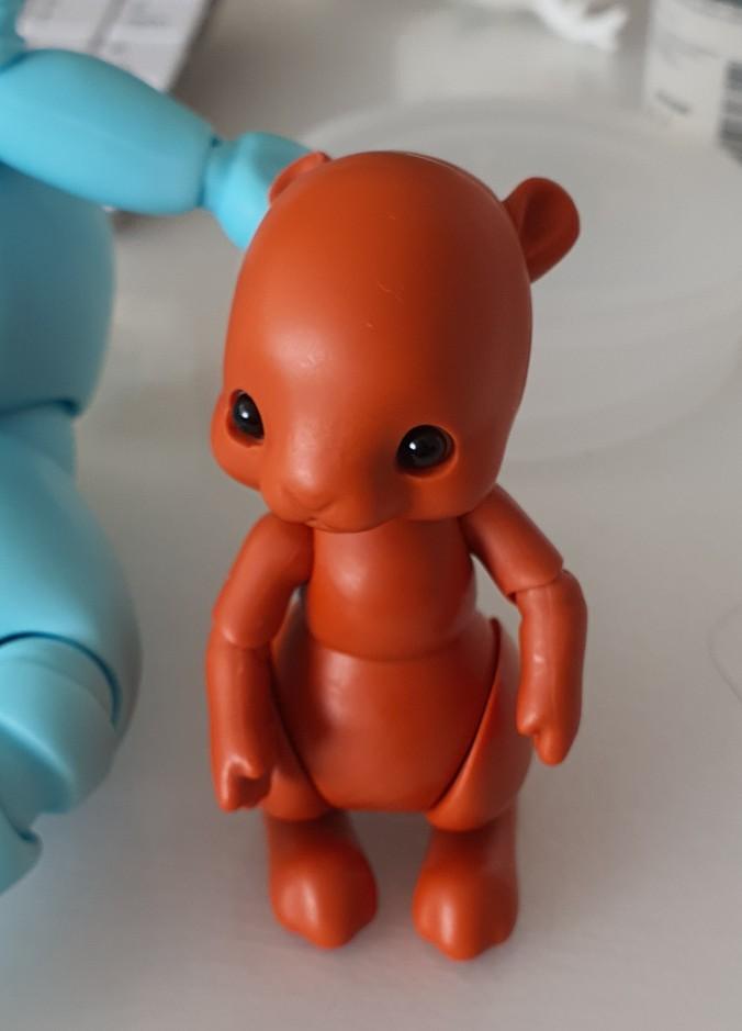 1//8 BJD Doll SD Doll Mong Secretdoll Free Face Make UP+Free Eyes