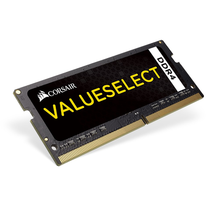 Corsair ValueSelect 8 GB 1 x 8 GB DDR4 2133 MHz 260-pin SO-DIMM \u0028CMSO8GX4M1A2133C15\u0029
