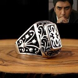 Кольцо из стерлингового серебра 925 пробы для Мужчин, Ювелирные изделия, модный винтажный подарок, мужские кольца, оникс Aqeq, циркон, все разме...