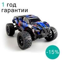 Радиоуправляемый монстр Remo Hobby RH1031 4WD RTR Имеет влагозащиту и повышенную проходимость. До 50 км/ч  полный привод  1:10|RC Cars| |  -