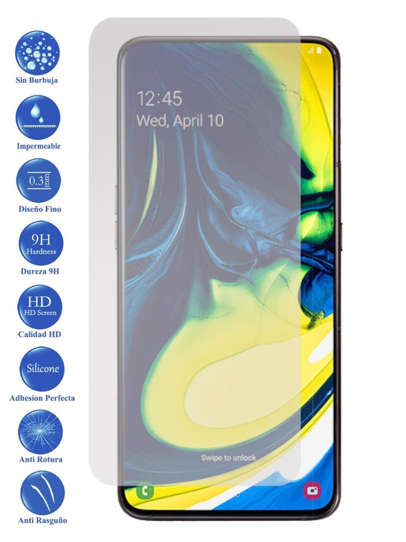 Protector De Pantalla Cristal Templado Para Samsung Galaxy A10 A20 A20E A40 A50 A60 A70 A80 A90 Elige Modelo