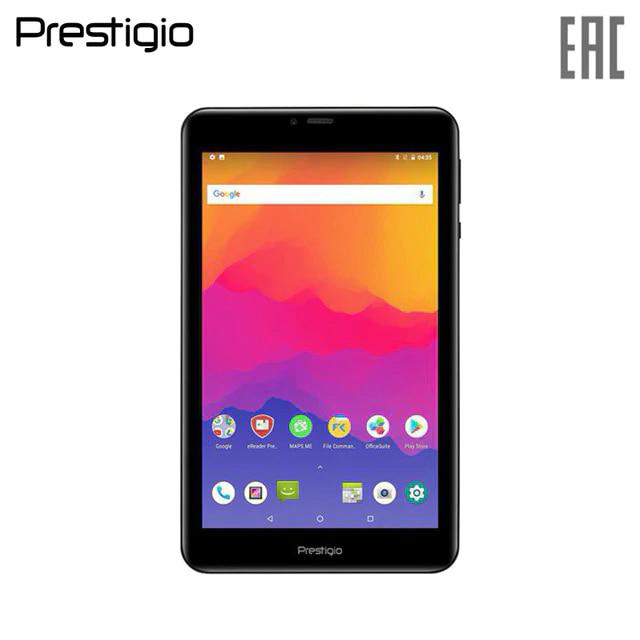 Планшет Prestigio Grace 5588 4G 8.0\'\' 1200x1920 IPS/Android8.1/1.3GHz quad core/2GB DDR/16GB Flash/4000mAh