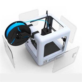 Easythreed Nano Mini Printer 3D Printer FDM DIY Sent Ship from Brazil Warehouse Warehouse Printers Frete Gratis For