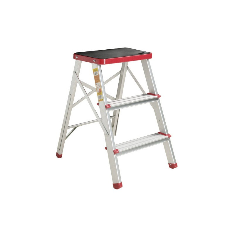 Ladder Aluminum Oryx 3 Steps Home Use