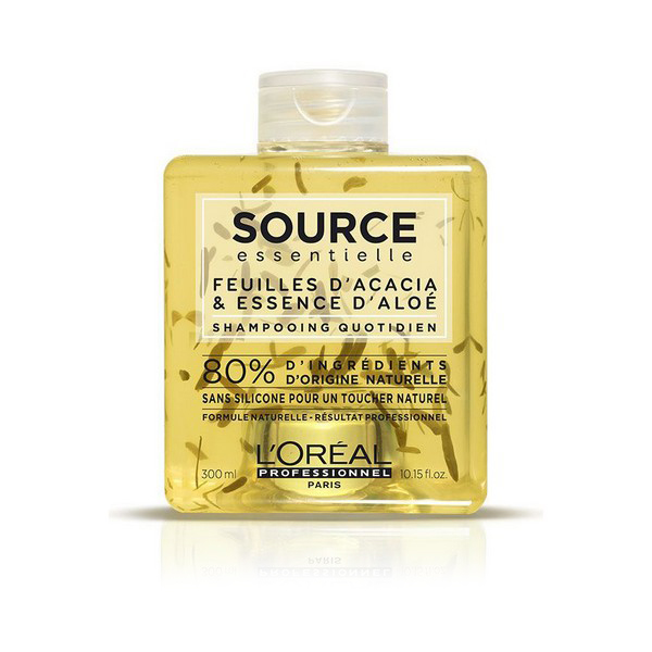 Daily Use Shampoo Source Essentielle Acacia Leaves & Aloe L'Oreal Expert Professionnel