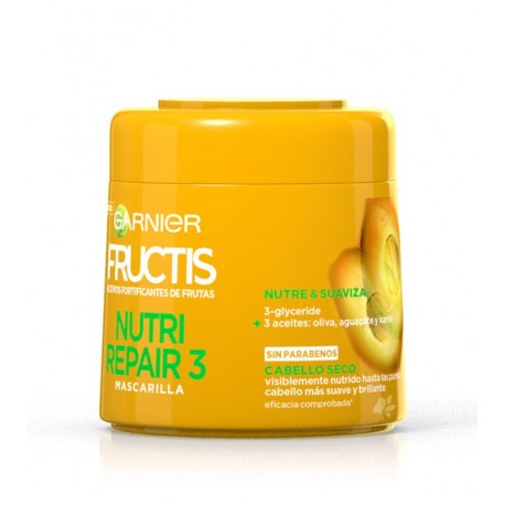 FRUCTIS NUTRI-3 MASK REPAIR 300ML