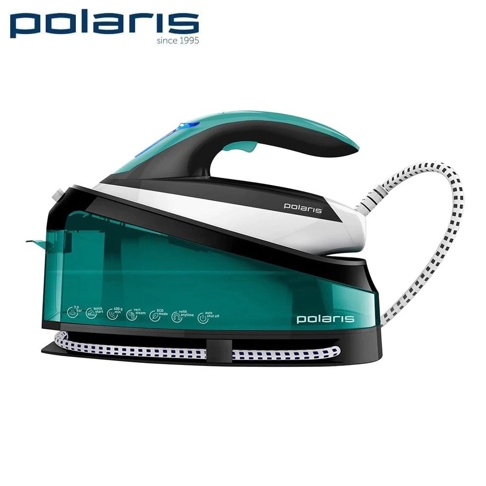 Handheld Steam Cleaner Polaris PSS 7510K Household appliances for kitchen Electric Cleaning steam High pressure cleaner
