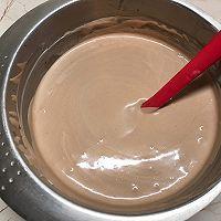 可可酸奶慕斯蛋糕的做法图解11