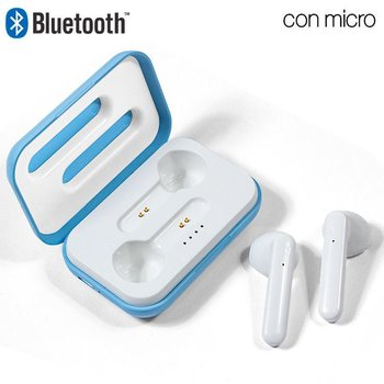 Pod COOL STYLE Celeste Stereo Bluetooth Headsets