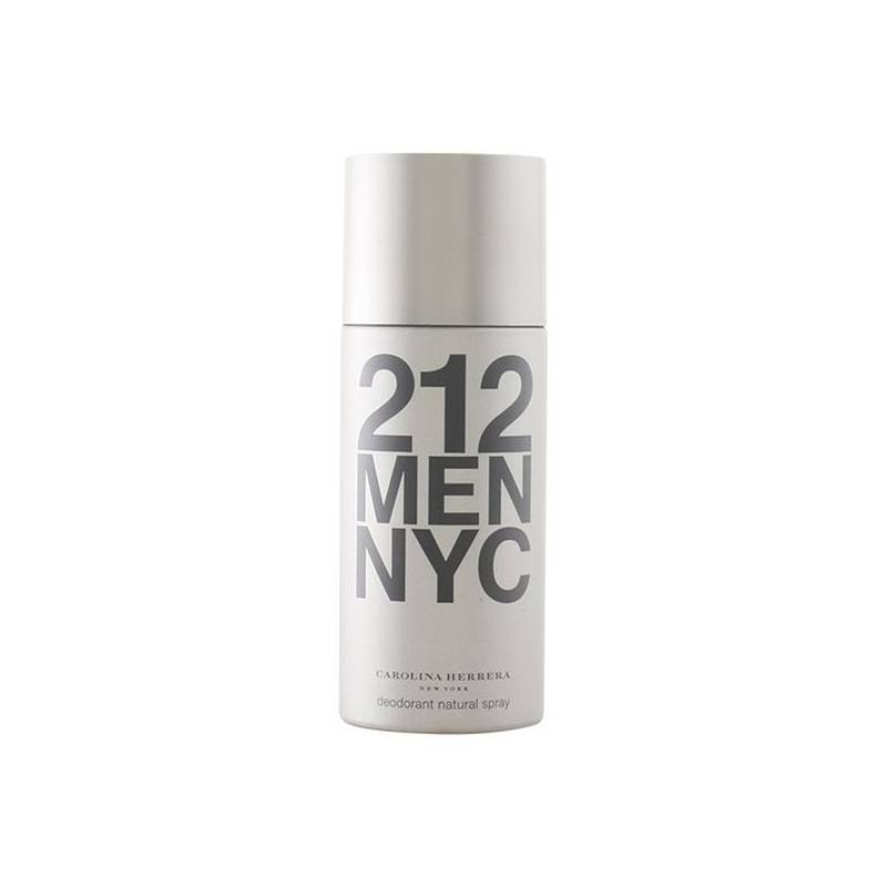 Deodorant Spray 212 NYC Men Carolina Herrera (150 Ml)