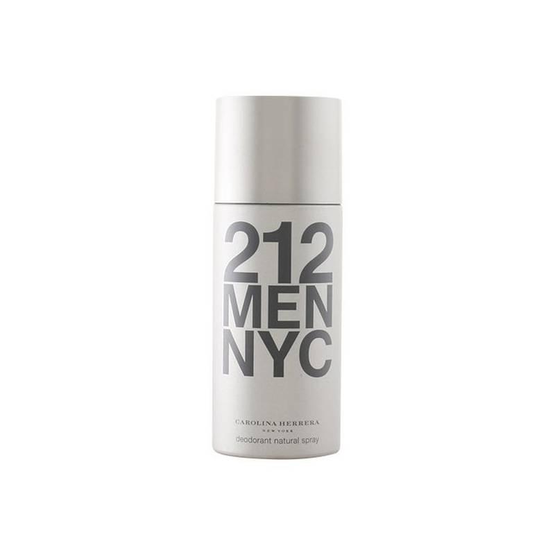 Deodorant Spray 212 Nyc Men Carolina Herrera (150 Ml)