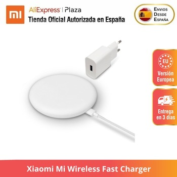 Xiaomi Mi 20 W High Speed Wireless Charger Set 27W USB-A quick charging Original Global Version