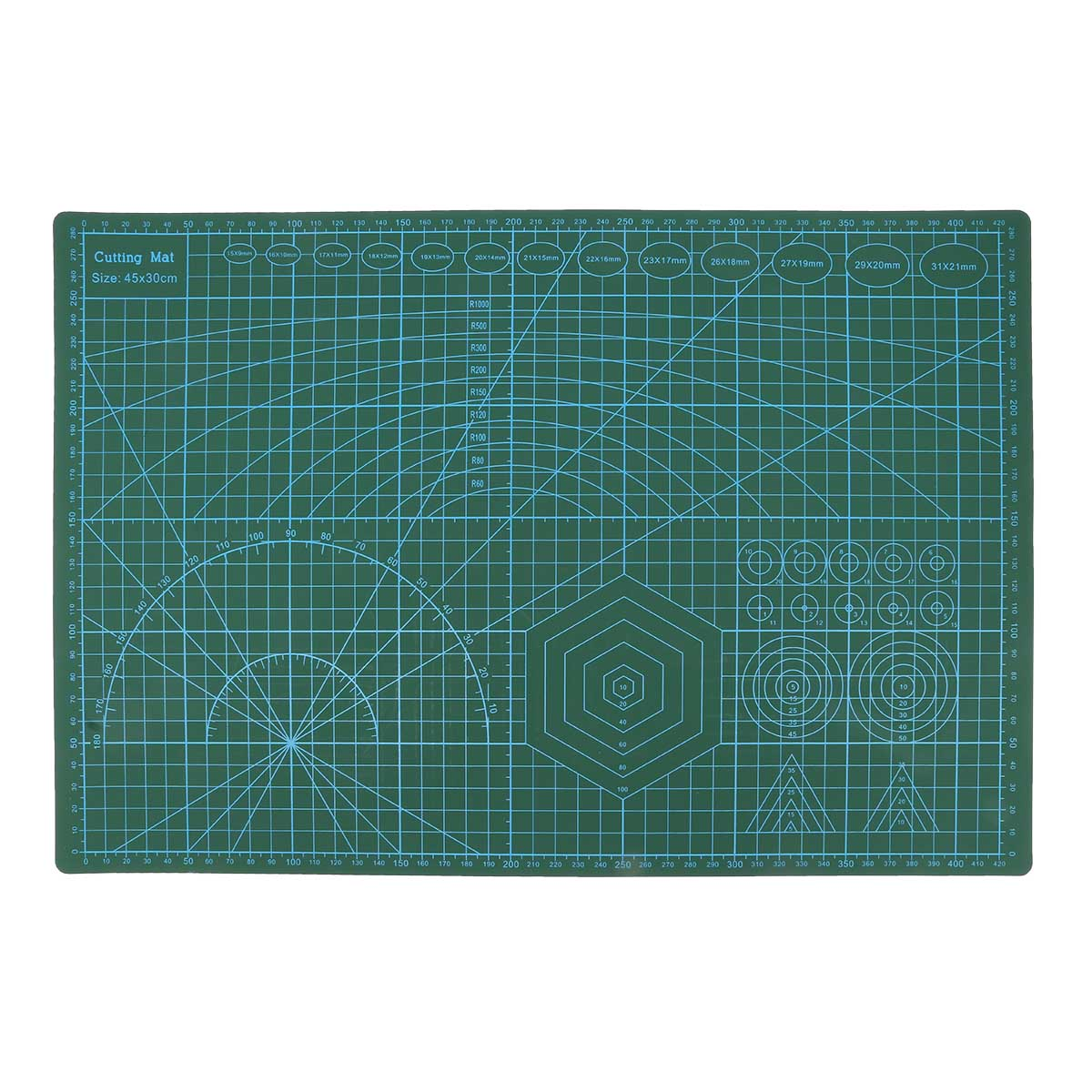 Mat for cutting knives, 30*45 cm hobby & Pro image