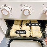 日式云朵面包卷☁️零失败!面包小白轻松搞定的做法图解3