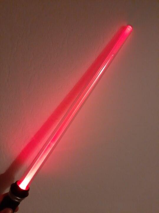 Mandalorian Laser Sword Star Wars photo review