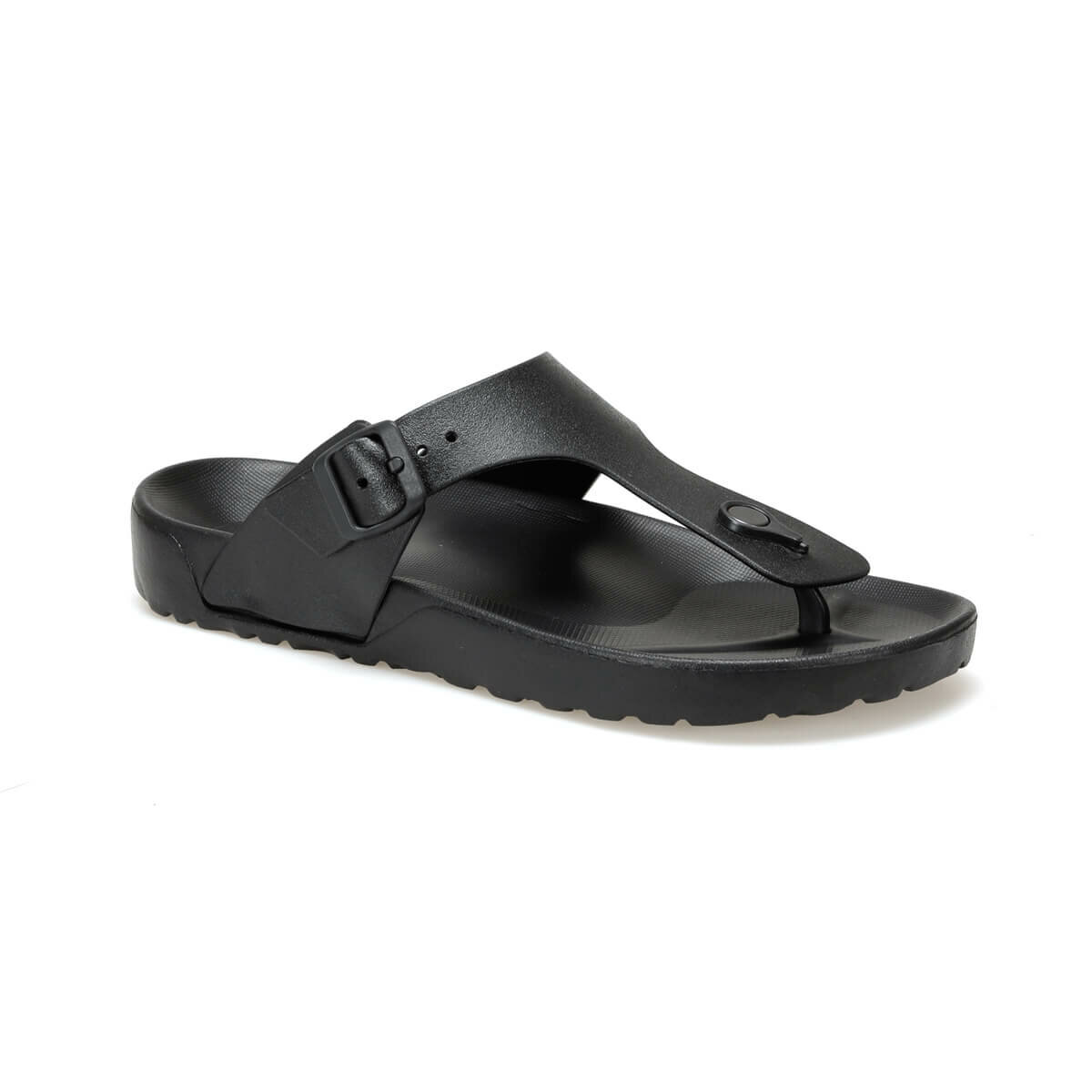 FLO TURNER Black Male Slippers KINETIX
