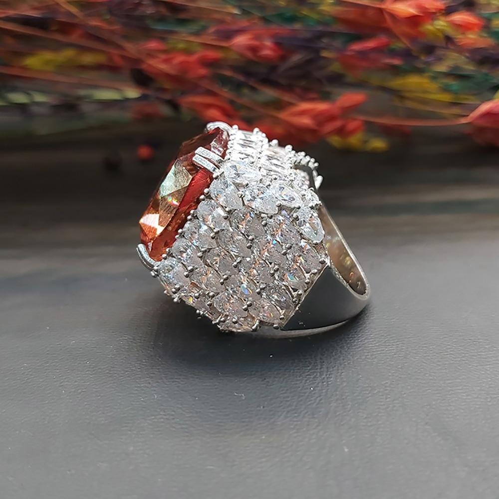Diaspore ювелирные изделия из чистого серебра кольцо для женщин Zultanite S925 кольцо ручной работы дизайн