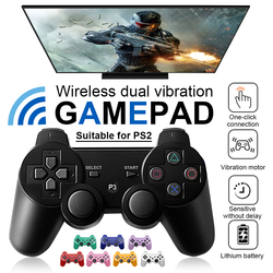 For SONY PS3 Controller Bluetooth 2.4G HzWireless Gamepad for Play Station 3 Joystick Console for Dualshock 3 Controle For PC