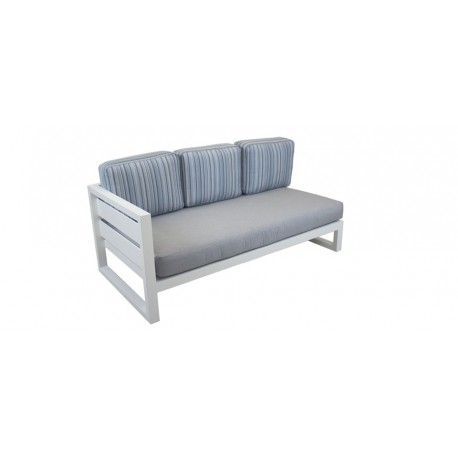 SOFA RINC. RIGHT ARM COSMOS-21 WITH CUSHIONS VIEW SITTING