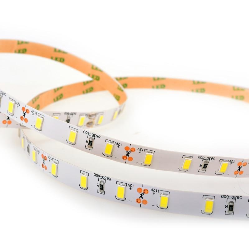 LED Strip SMD 5630 60led Ip22 12v DLED