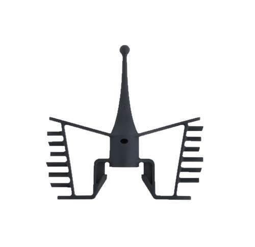 Fouet Papillon Noir Pièce de Rechange pour Vorwerk Thermomix TM21 Mélangeur