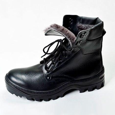 Мужские зимние ботинки АЛЬФА