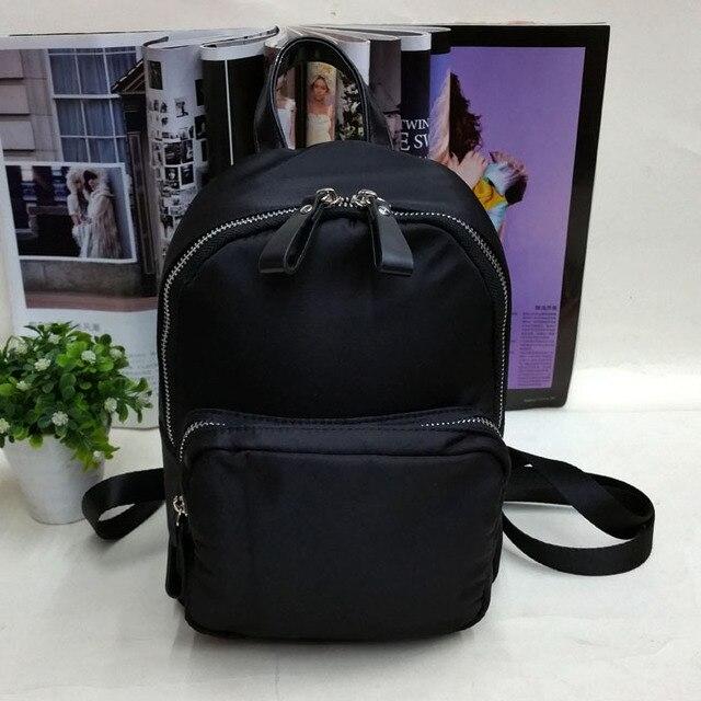 100%Original Kiple Medium Size Backpack Travel Backpack Casual School Bags WithMonkeyPendant