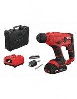 SKIL 3810GA Hammer batterie 20v mit batterie 2  5Ah-in Bohrer-Werkzeug aus Werkzeug bei