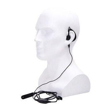 Original Baofeng UV-9R Plus Walkie Talkie Headphone IP67 Waterproof Two Way Radio PPT Earphone Headset For UV 9R BF-A58 - discount item  13% OFF Walkie Talkie