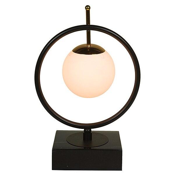 Desk Lamp Painted Iron (50 X 37 X 22 Cm)