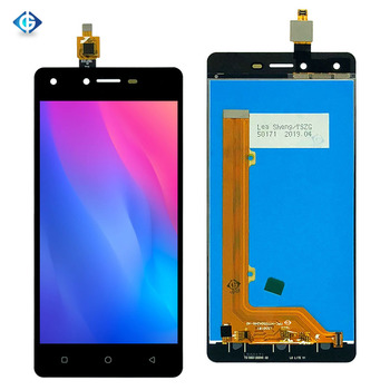 Pantalla LCD de 5,0 pulgadas para Tecno L8 Lite LCD, montaje de digitalizador con pantalla táctil para pantalla Tecno L8lite, piezas de repuesto completas