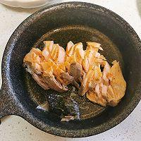 温暖治愈 日式三文鱼梅子茶泡饭的做法图解5