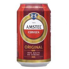 Amstel beer Original pack 8 cans 33 cl