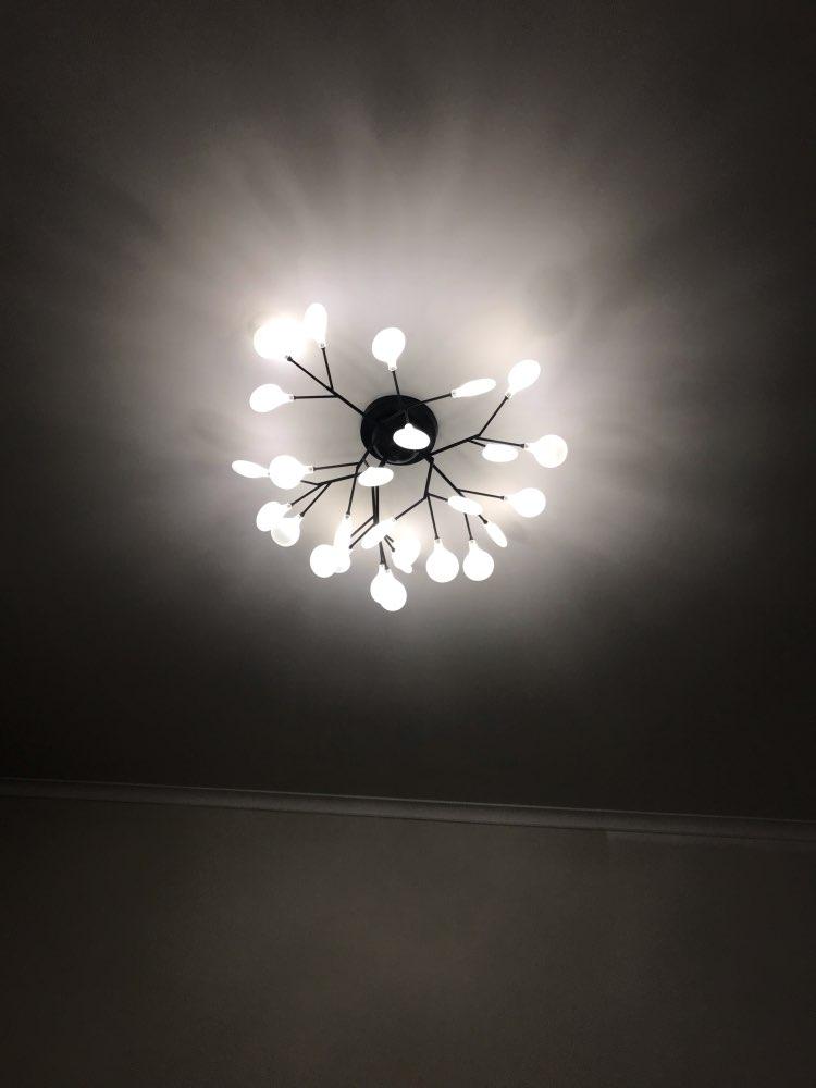 Lustres Iluminação Lustre Quarto