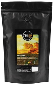 Свежеобжаренный Taber cordov coffee in beans, 200g