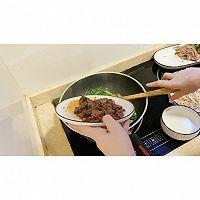 潮汕湿炒芥兰牛肉炒粿条的做法图解16