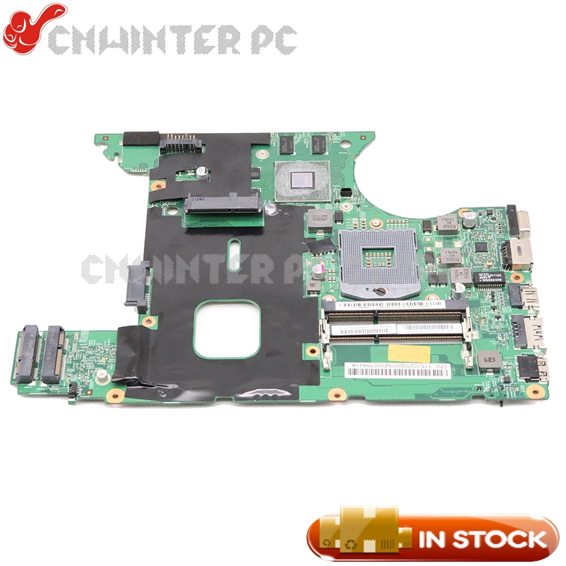 NOKOTION 11s1101405 for <font><b>Lenovo</b></font> ideapad <font><b>V470</b></font> V470N 14'' laptop <font><b>motherboard</b></font> HM65 DDR3 GT540M 1GB image