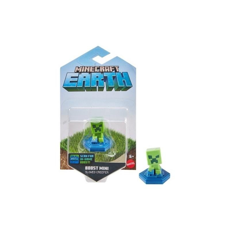 Minecraft minifigura Earth Creeper más lento
