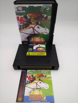 STAKES WINNER 2 JAPAN CONVERSION NEO GEO AES