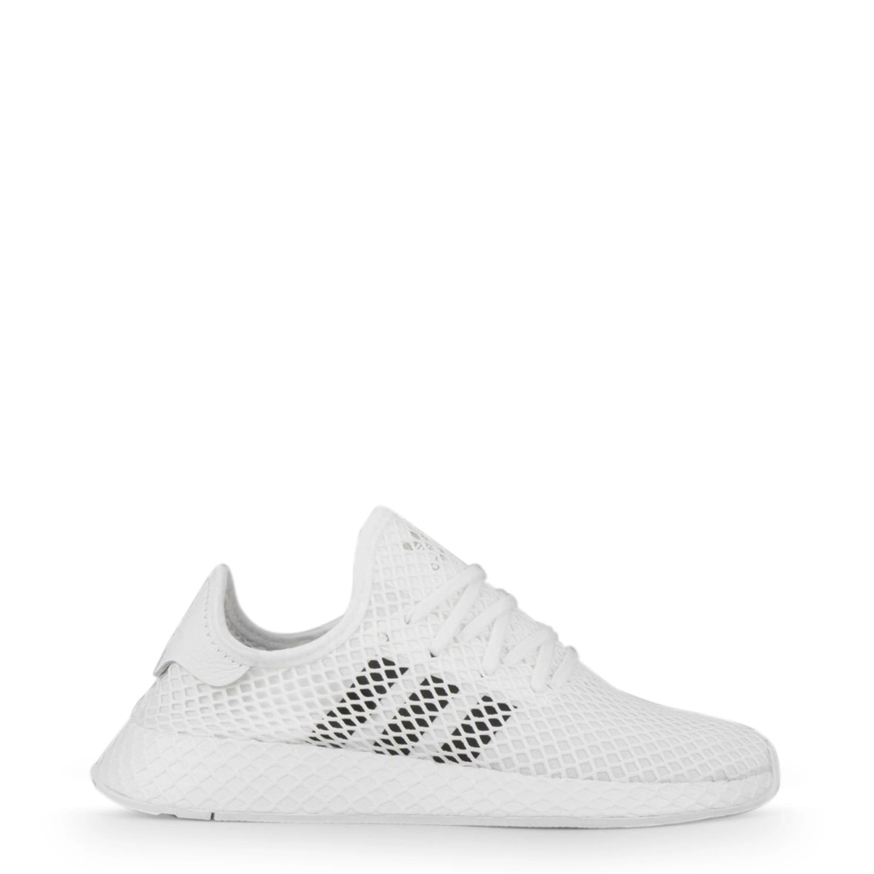 Empuje hacia abajo internacional combinar  Adidas Deerupt runner Man White 104267. Color: White, Size: UK  9.5Adidas4059814071788|Women's Vulcanize Shoes| - AliExpress