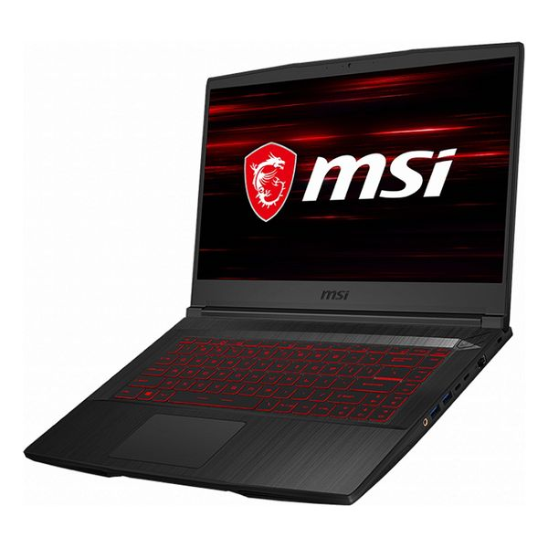 "Gaming Portable Computer MSI GF65-038XES 15,6"" I7-9750 16 GB RAM 1 TB SSD Black"