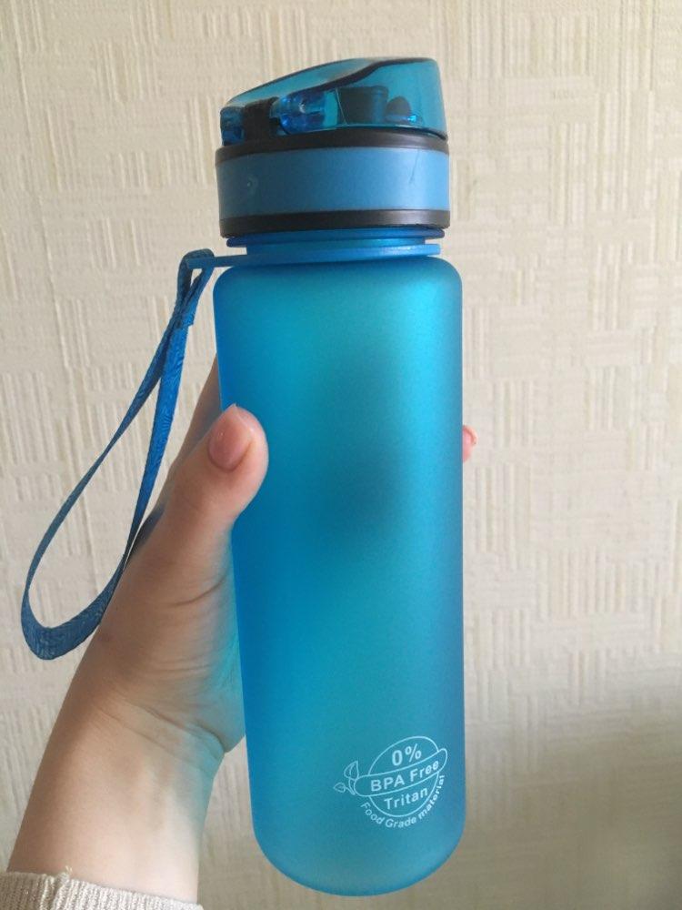 Soffe Tritan Plastic Sport Drink Bottle Elastic Cover Space Bottle Riding Hiking Student Portable Outdoor Sport Water Bottles|Water Bottles|   - AliExpress