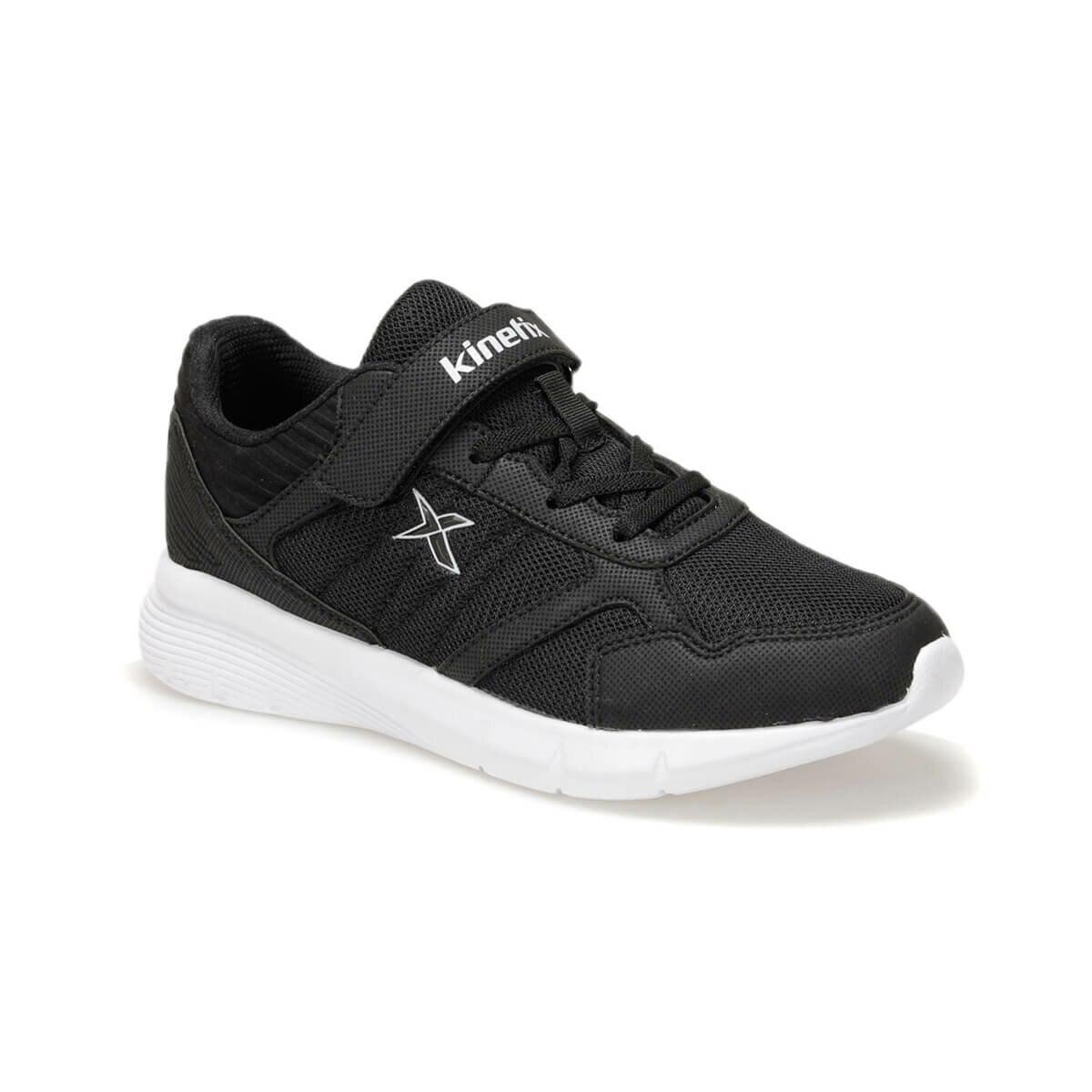 FLO FORMUS J Black Male Child Hiking Shoes KINETIX