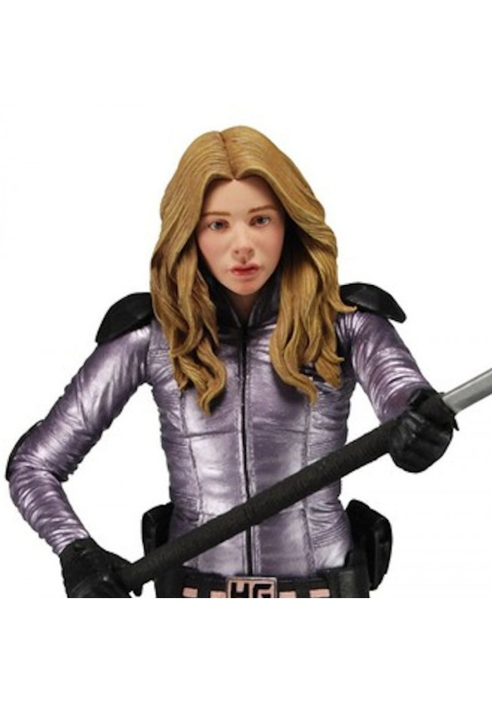 NUOVO KICK ASS 2 Series 2 Action Figure-Hit Girl Unmasked