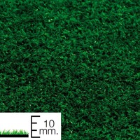 Artificial grass 10mm. small areas Roll 1X10 Meters